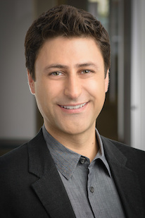 Shayan Zadeh, M.S. '02, computer science, is the co-founder and CEO of Zoosk. Photo courtesy of Zoosk.